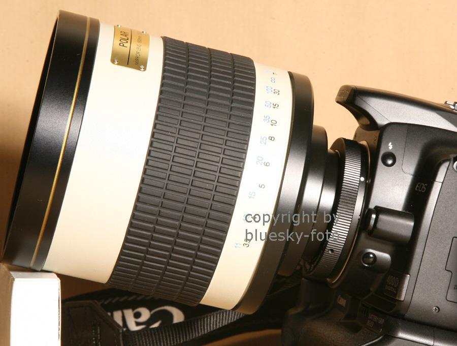 Canon EOS 800d 760d 750d 700d 650d 600d 550d 500d 77d nuevo Teleobjetivo 900mm F